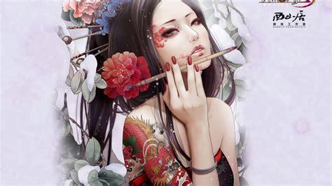 The perfect geisha fantasy hot asian nudes jpg 1920x1080